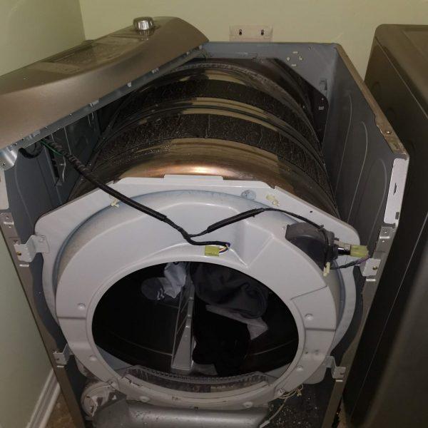 Dryer belt replacement repair Ottawa