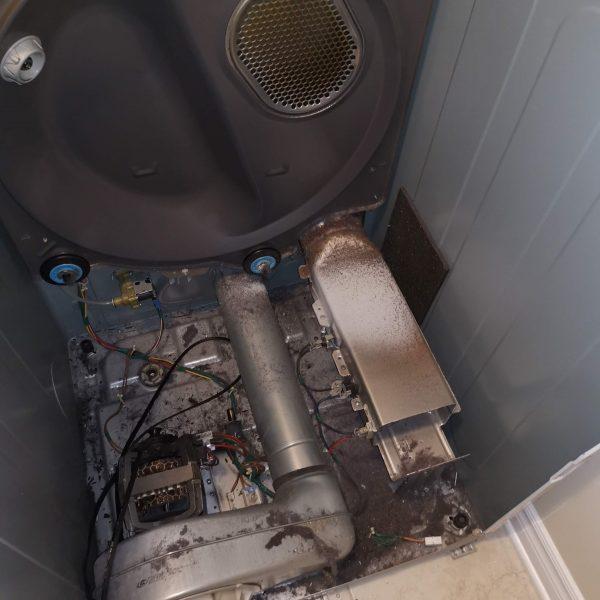 Samsung Dryer heat element repair Cumberland