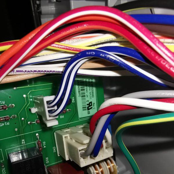 Stove main control board repair Ottawa