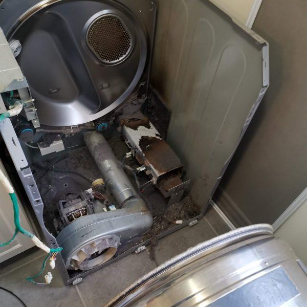 Whirlpool Dryer not heating repair Ottawa