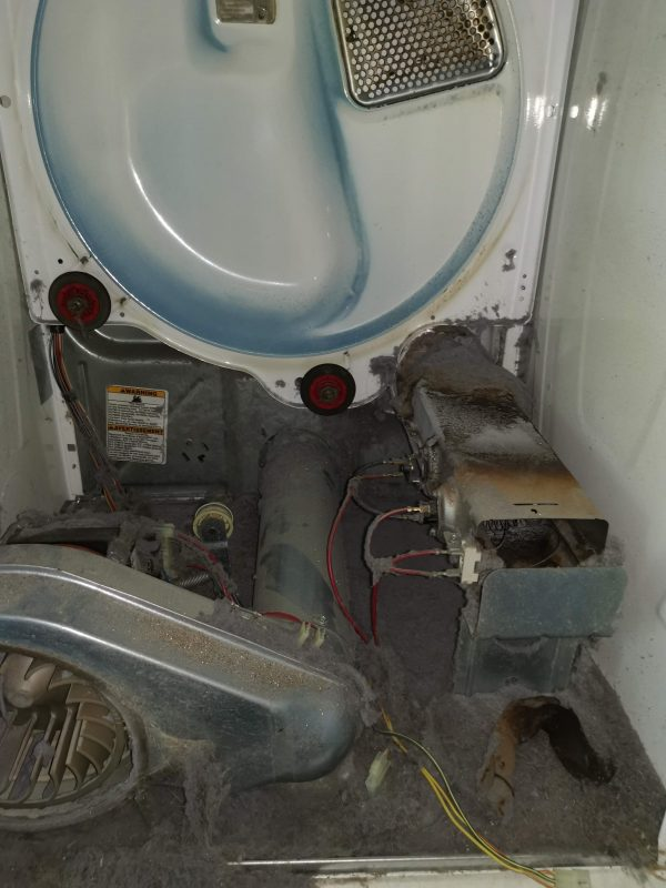 Whirpool dryer belt pulley replacemend, Nepean